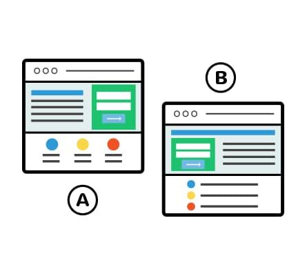 SaaS Landing Page Split Testing & Optimization